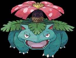 Grass Type Pokemon Strength Weakness